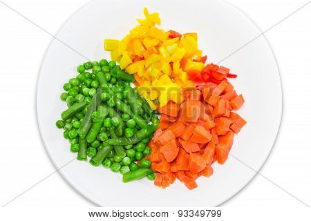 Boiled Vegetables