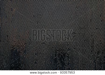 Abstract texture of dark wall