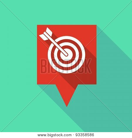 Tooltip Icon With A Dart Board