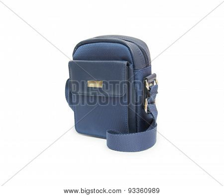 Bag Isolated On The White Background