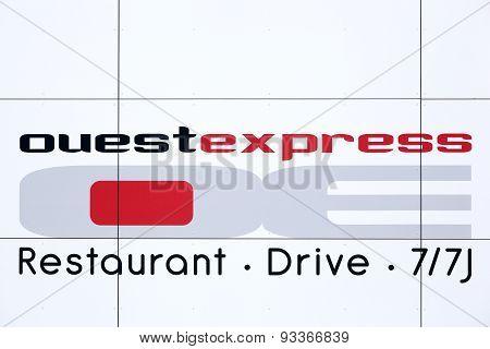 Ouest express logo