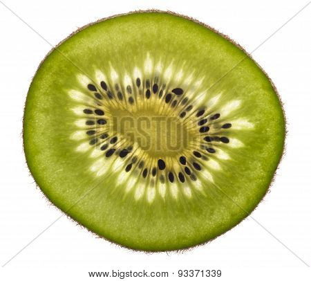 Sliced Kiwifruit