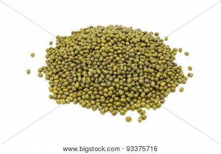 Dried Green Mung Beans