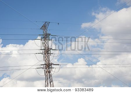 Vertical Powerline