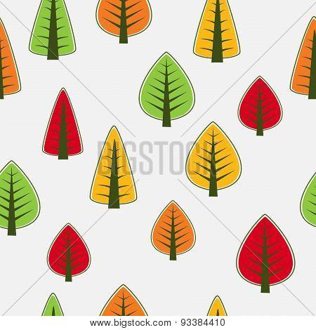 Tree seamless