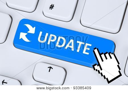 Computer Software Update Network Security Virus