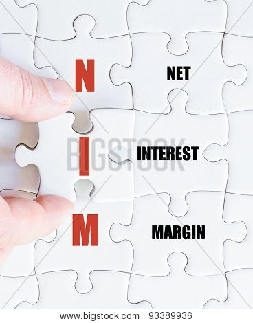 Last Puzzle Piece With Business Acronym Nim