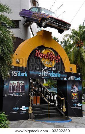 Hard Rock Cafe Singapore