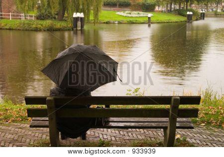 Sittin In The Rain