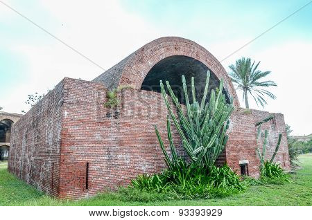 Dry Tortugas Battery