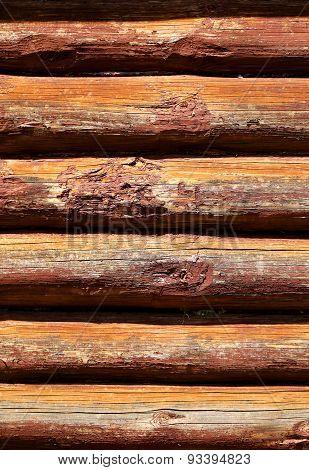 Photo Wall Logs