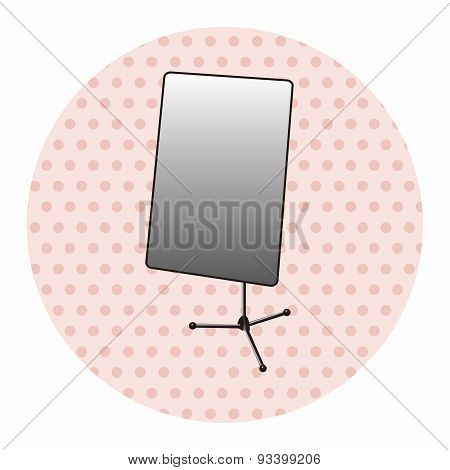 Photographic Equipment Lighting Board Theme Elements