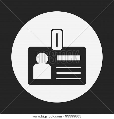 Office Id Icon