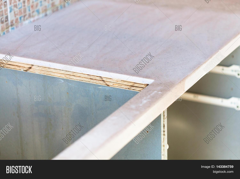 Cutout Cooking Stove New Kitchen Image & Photo | Bigstock