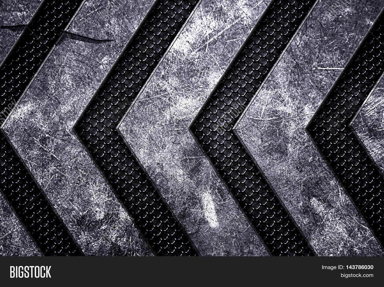 grunge metal background black image amp photo bigstock