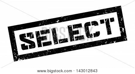 Select Rubber Stamp