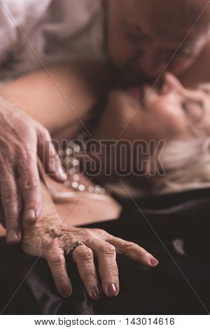 Love In Bedroom Shelter