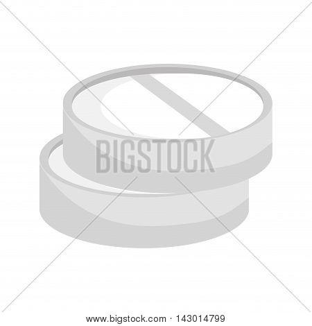 pill drug medicine prescription capsule medical vitamin vector  illustration isolated