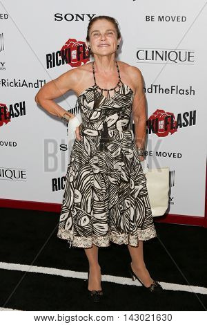 NEW YORK-AUG 3: Actress Tovah Feldshuh attends the 'Ricki And The Flash' New York premiere at AMC Lincoln Square Theater on August 3, 2015 in New York City.