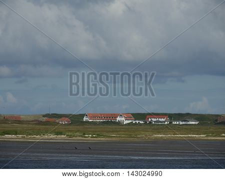 spiekeroog, a german Island in the North sea