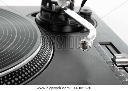 Turntable Record Player