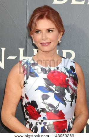 LOS ANGELES - AUG 16:  Roma Downey at the
