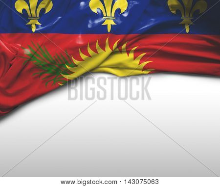 Guadeloupe Islands flag
