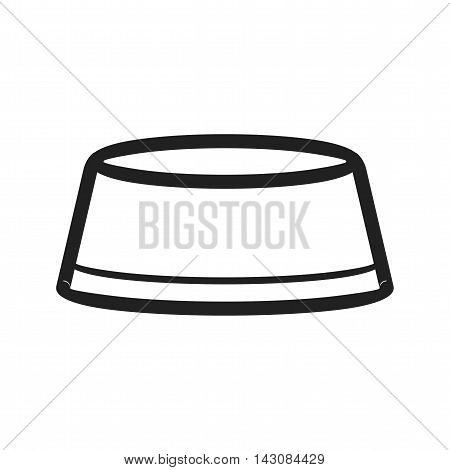 Hat, cap, pray icon vector image. Can also be used for islamic. Suitable for mobile apps, web apps and print media.
