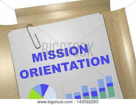 Mission Orientation Concept