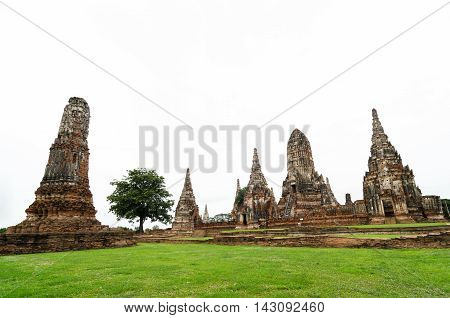 Historical Park of Thailand. In 1969 the Fine Arts Department began with renovations of the ruins. And a part of the park was declared a UNESCO World Heritage Site in 1991.