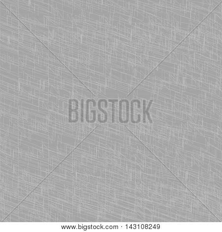 Grey Grunge Paper Background. Vintage Textured Line Pattern