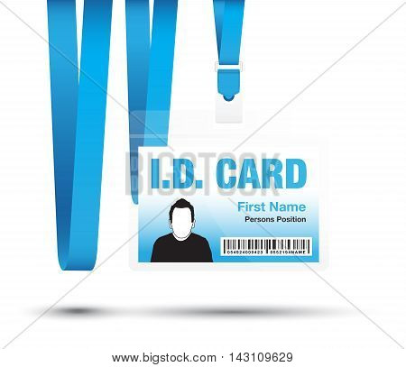Id Card Man Blue6 [converted].eps