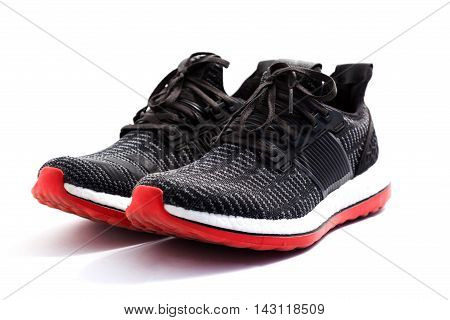 Sport shoes isolated on white background, Sport shoes