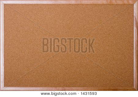 Bulletin Board - Blank