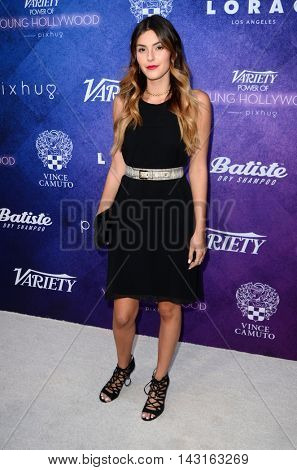 LOS ANGELES - AUG 16:  Julia Friedman at the Variety Power of Young Hollywood Event at the Neuehouse on August 16, 2016 in Los Angeles, CA