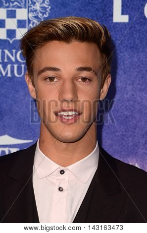 LOS ANGELES - AUG 16:  Cameron Dallas at the Variety Power of Young Hollywood Event at the Neuehouse on August 16, 2016 in Los Angeles, CA