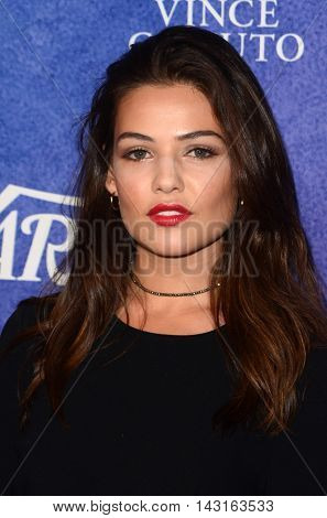 LOS ANGELES - AUG 16:  Danielle Campbell at the Variety Power of Young Hollywood Event at the Neuehouse on August 16, 2016 in Los Angeles, CA