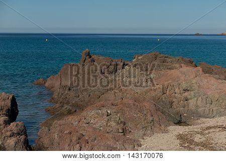 Impressive Landscapes Of Corsica - Red Rocks Calanques