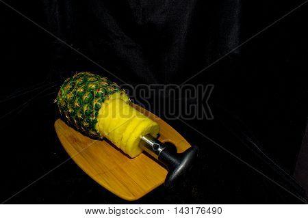 Pineaple Coring Made Easy - 5
