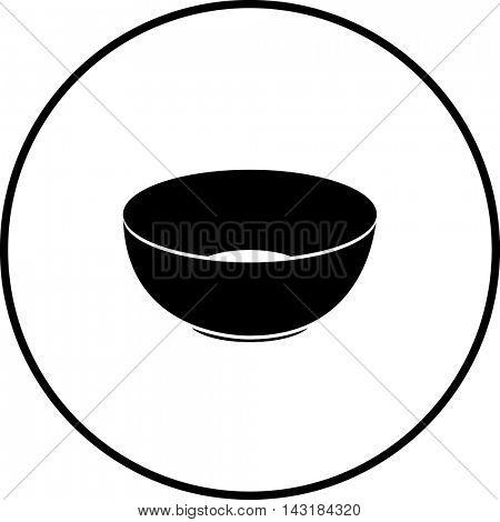 bowl symbol