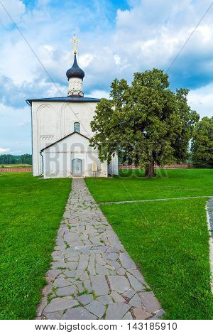 Church Of Boris And Gleb In Kideksha (1152), Suzdal