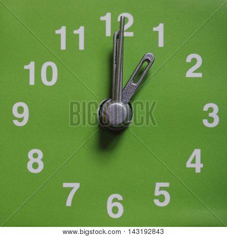 One O Clock