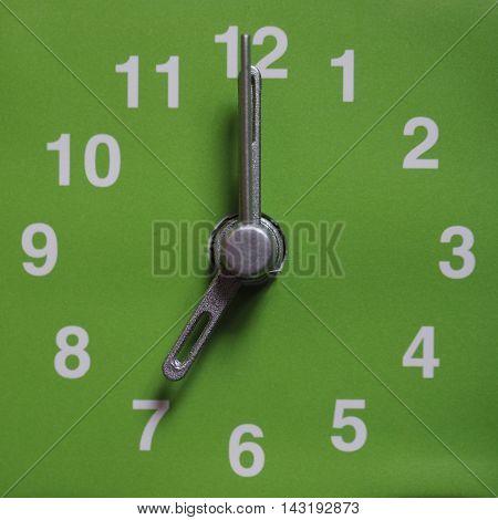 7 O Clock