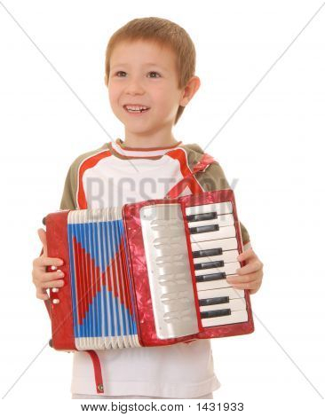 Accordion Boy 201