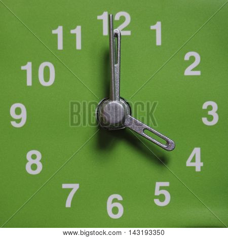 4 O Clock