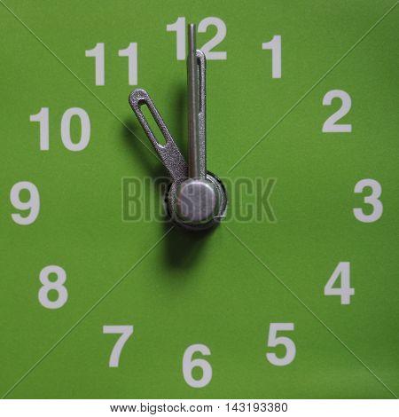 11 O Clock
