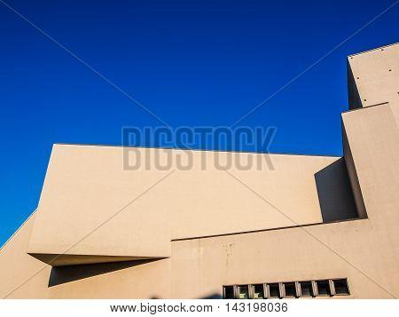 Teatro Degli Arcimboldi Milan Bicocca (hdr)