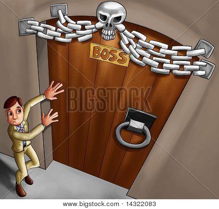Boss Door