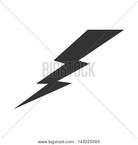 electricity area warning precaution sign voltage energy vector illustration