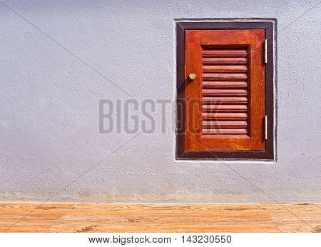 Small door of drain pipe line shaft